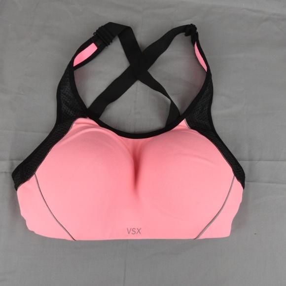 323e56673b362 *Sale* VSX Sport Bra Victorias Secret No Underwire